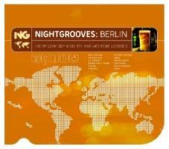 Nightgrooves: Berlin als CD