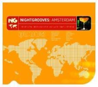 Nightgrooves: Amsterdam als CD