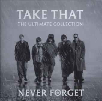 Never Forget-The Ultimate Collection als CD