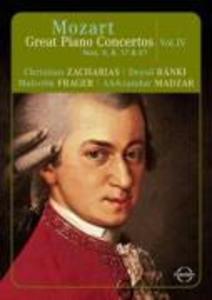 Grosse Klavierkonzerte Vol.4 als DVD
