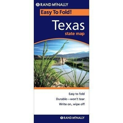 Easy Finder Map Texas als sonstige Artikel