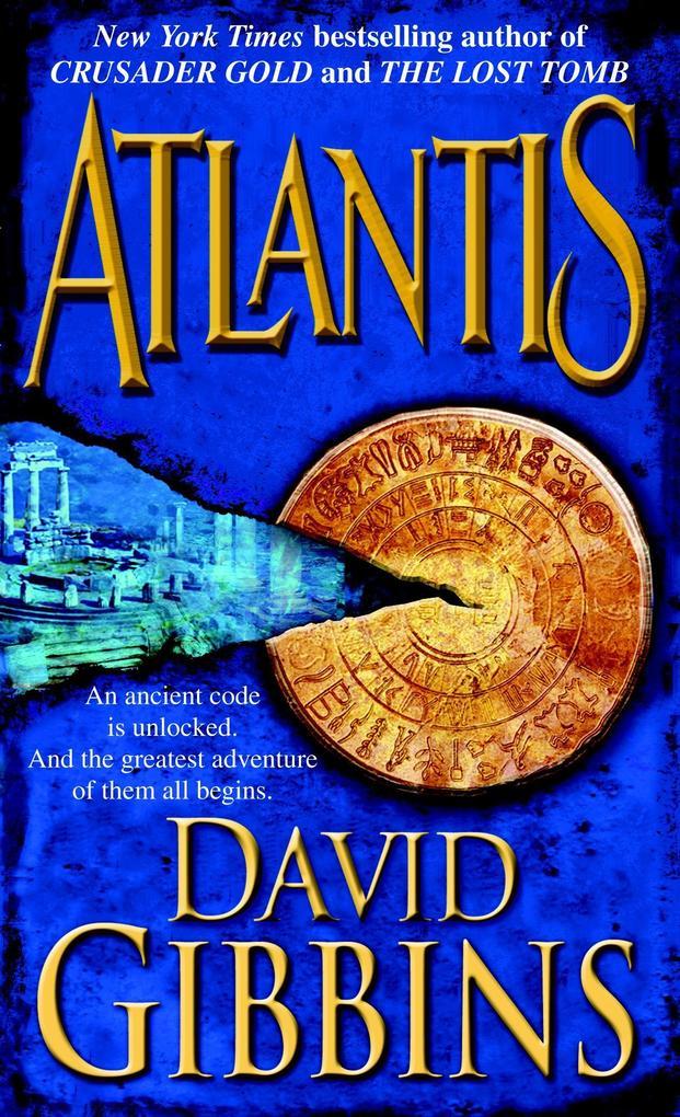 Atlantis als Taschenbuch