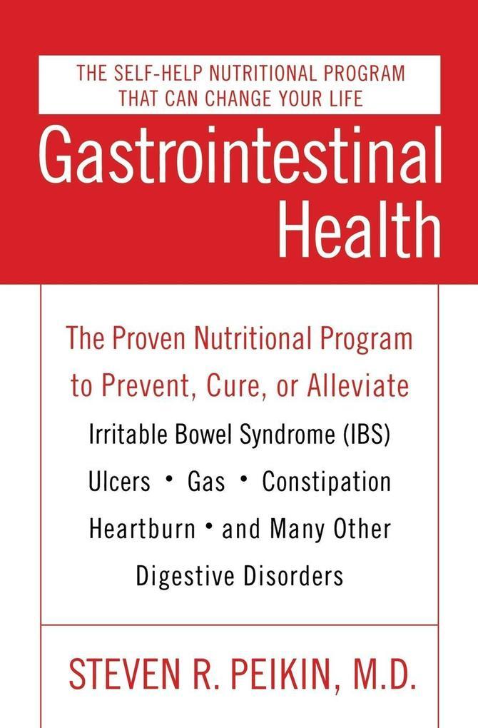 Gastrointestinal Health Third Edition als Taschenbuch