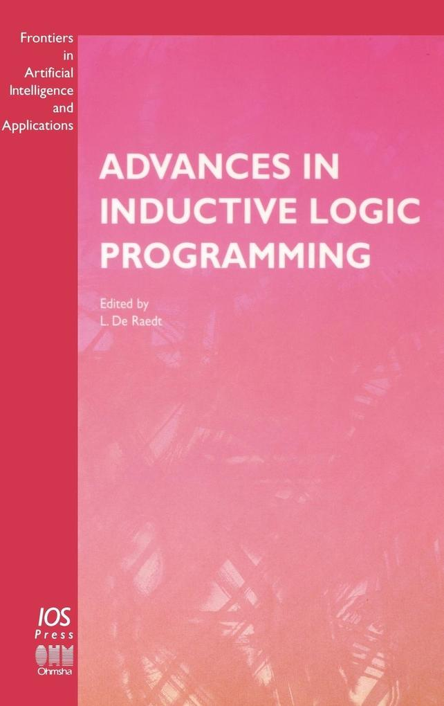 Advances in Inductive Logic Programming als Buch
