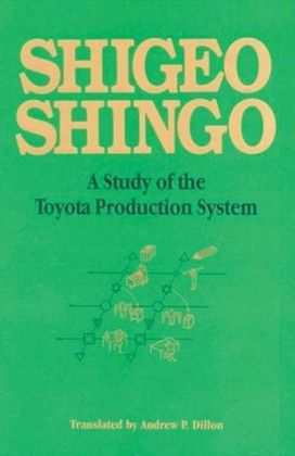 A Study of the Toyota Production System als Buch
