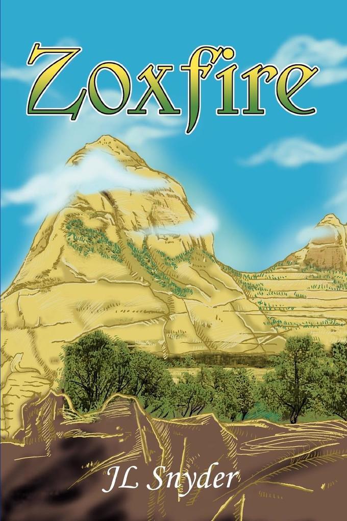 Zoxfire als Buch