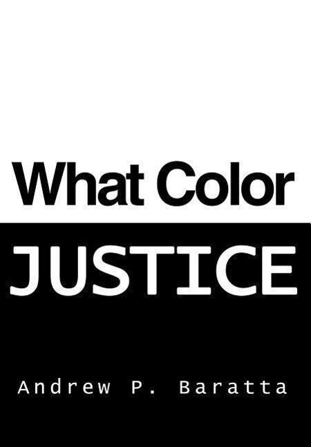 What Color Justice als Buch