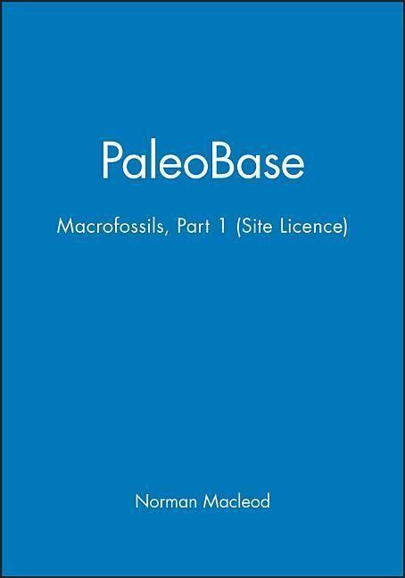 Paleobase: Macrofossils Part 1 (Site Licence) als Spielwaren