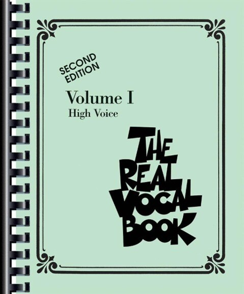 The The Real Vocal Book als Taschenbuch