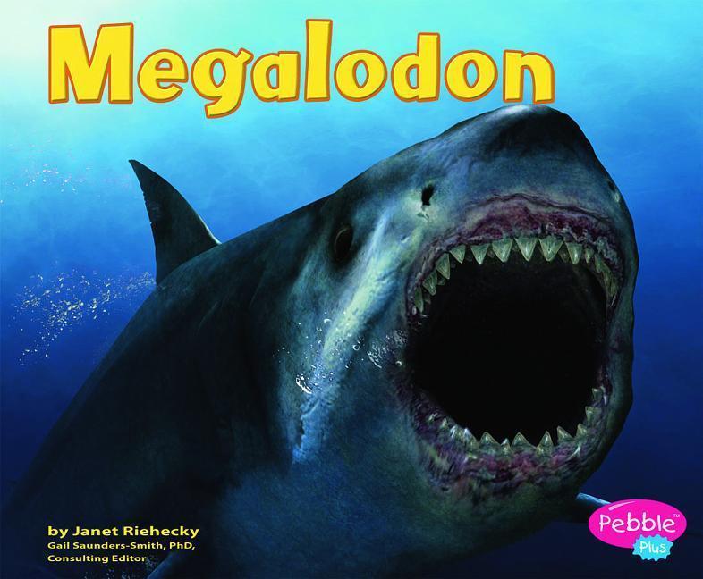 Megalodon als Buch