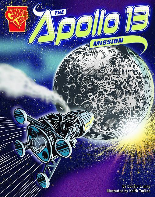 The Apollo 13 Mission als Buch