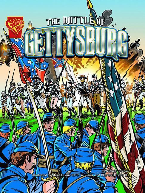 The Battle of Gettysburg als Buch