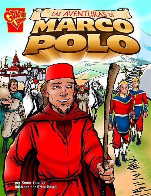 Las Aventuras de Marco Polo als Buch