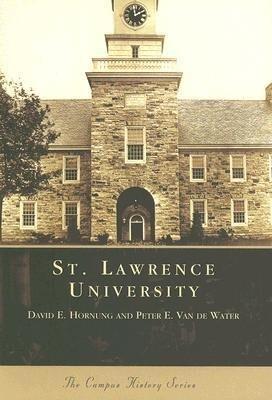 St. Lawrence University als Taschenbuch