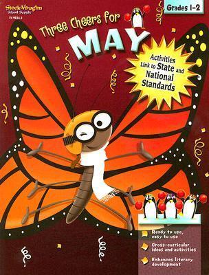 Three Cheers for May: Grades 1-2 als Taschenbuch