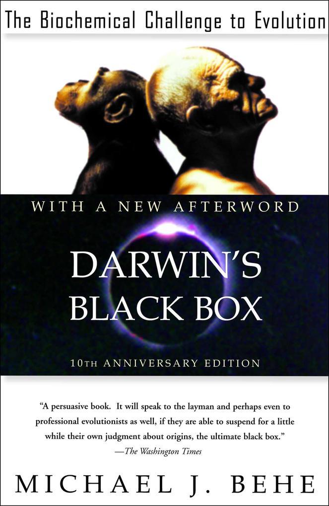 Darwin's Black Box als Taschenbuch