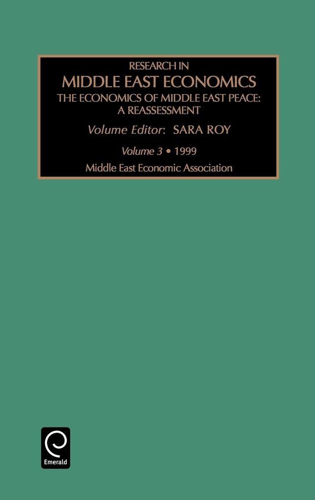 Research in Middle East Economics Volume 3review of Middle East Economics (Rmee) als Buch