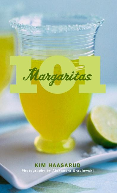 101 Margaritas als Buch