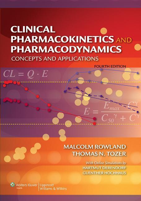 Clinical Pharmacokinetics and Pharmacodynamics als Buch