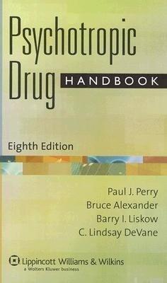 Psychotropic Drug Handbook als Taschenbuch