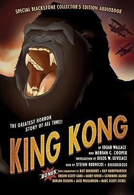 King Kong als Hörbuch
