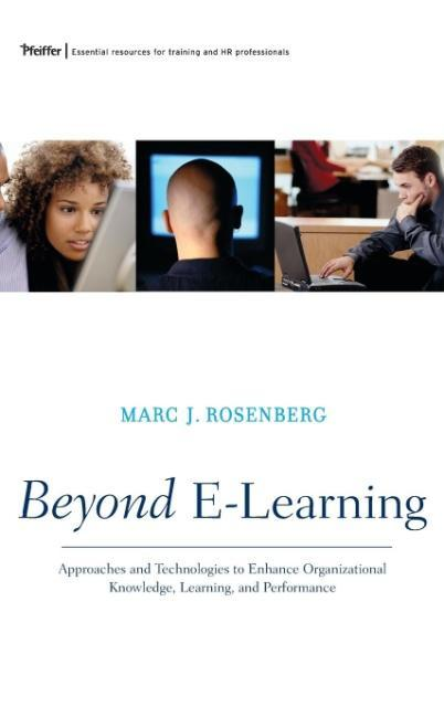 Beyond E-Learning als Buch