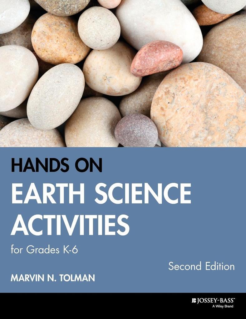Hands-On Earth Science Activities K-6, als Taschenbuch