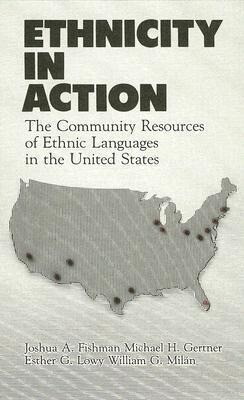 Ethnicity in Action: The Community Resources of Ethnic Languages in the United States als Buch