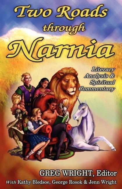 Two Roads Through Narnia als Taschenbuch
