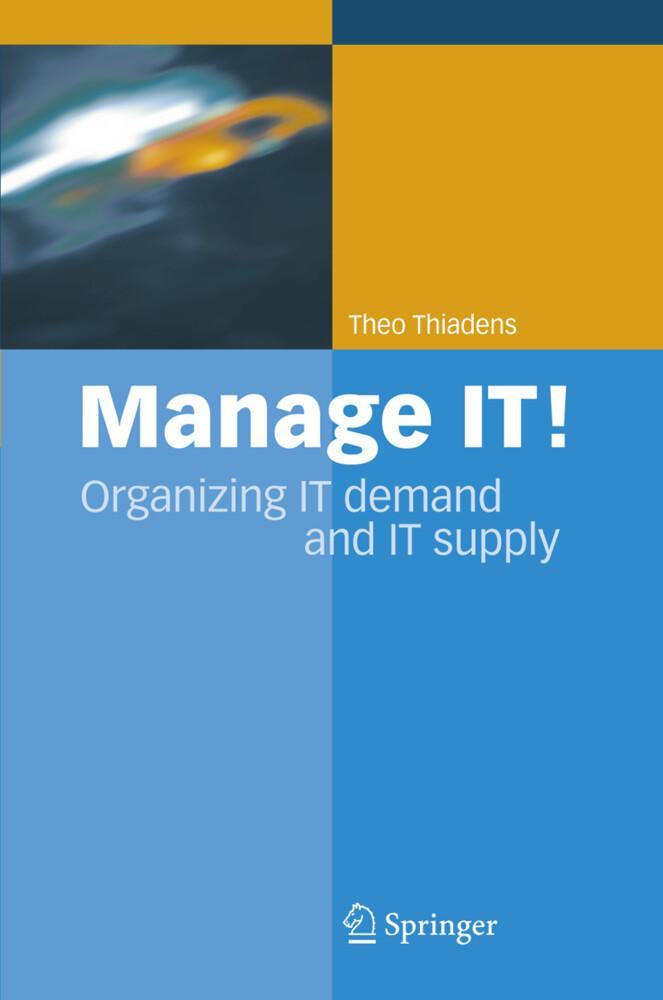 Manage IT! als Buch