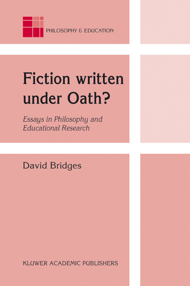 Fiction written under Oath? als Buch