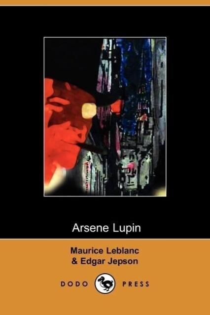 Arsene Lupin als Taschenbuch