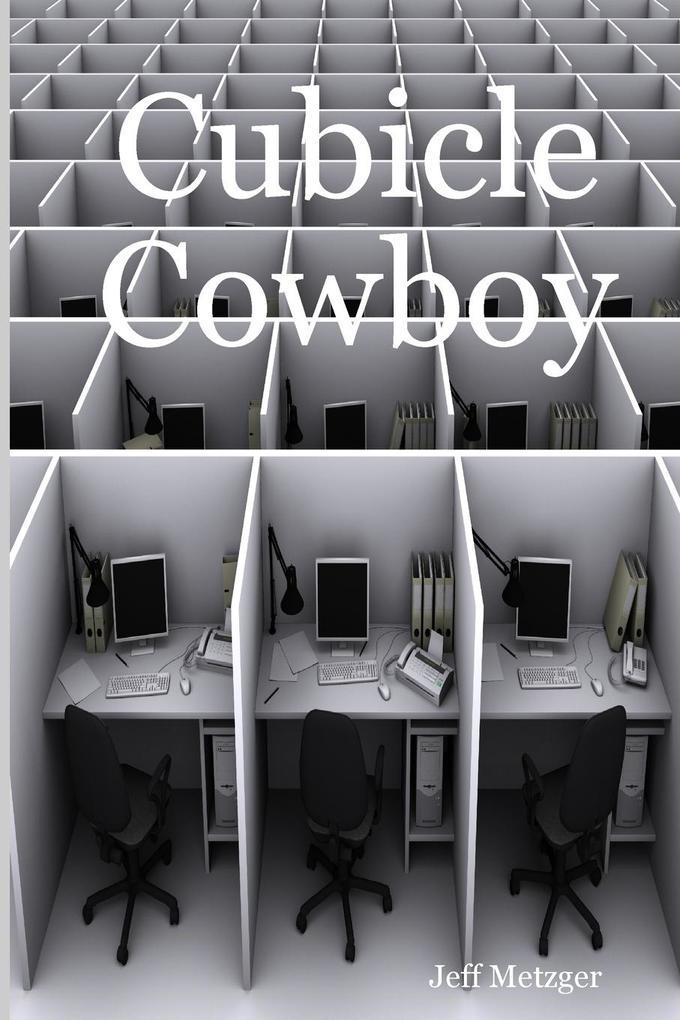 Cubicle Cowboy als Taschenbuch