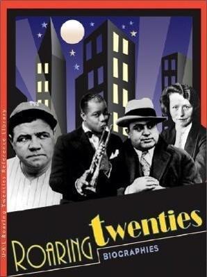 The Roaring Twenties Biographies als Buch