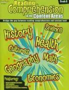 Reading Comprehension in the Content Areas Grade 5 als Taschenbuch