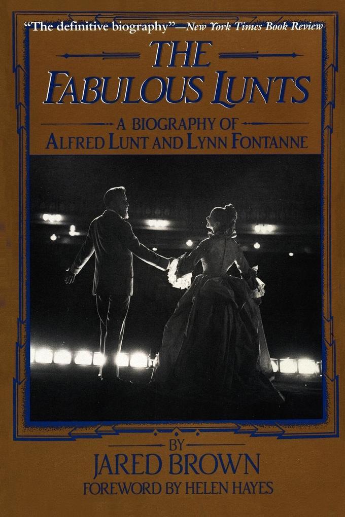 The Fabulous Lunts als Buch