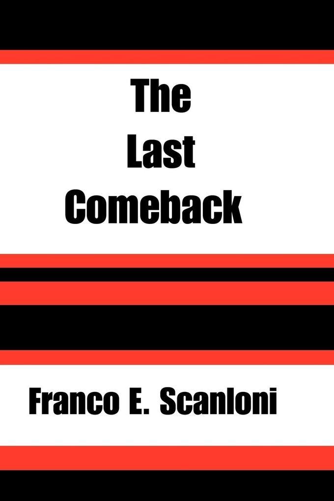 The Last Comeback als Taschenbuch