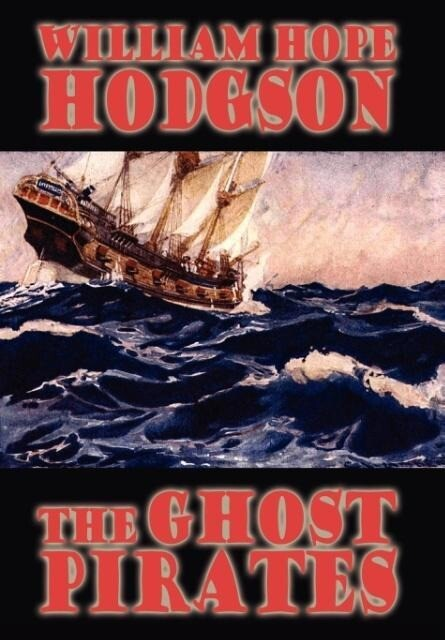 The Ghost Pirates als Buch