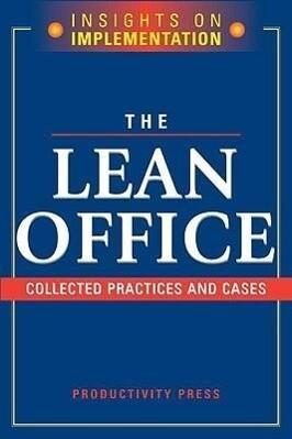 The Lean Office als Taschenbuch