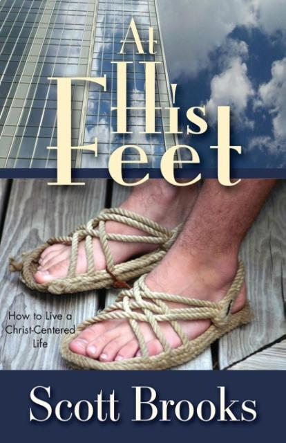 At His Feet als Taschenbuch