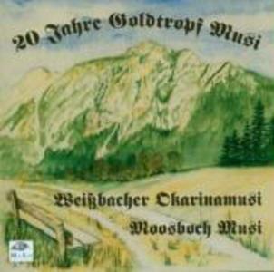 20 Jahre Goldtropf Musi als CD