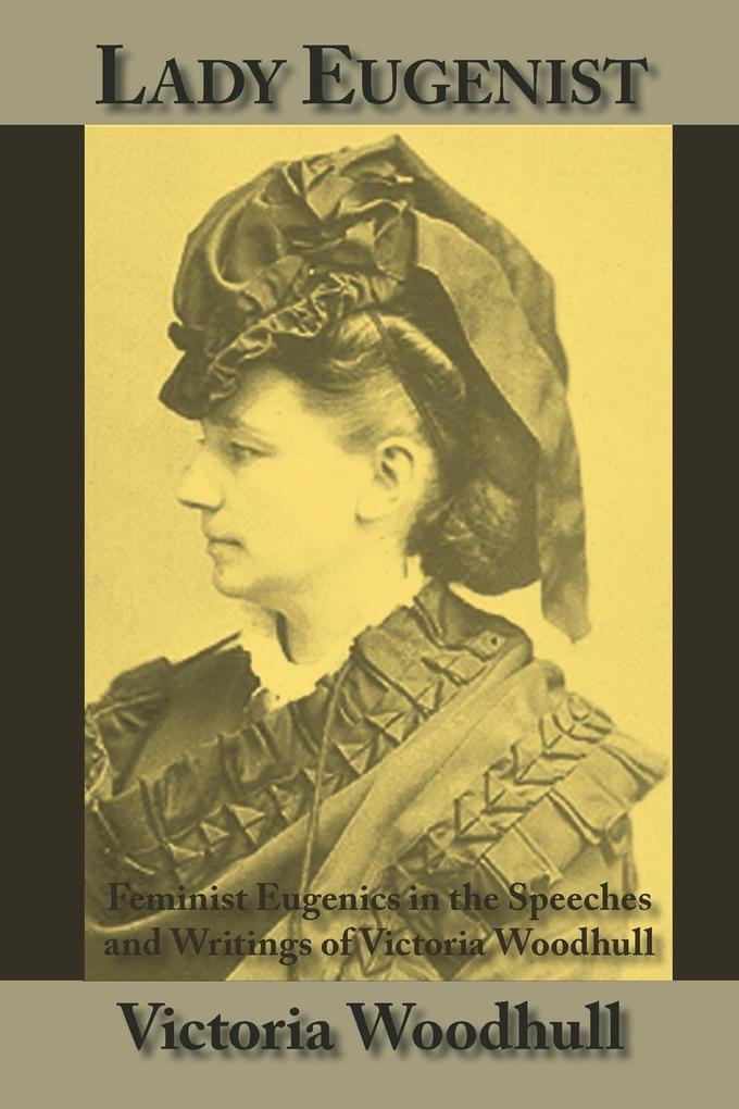 Lady Eugenist als Taschenbuch