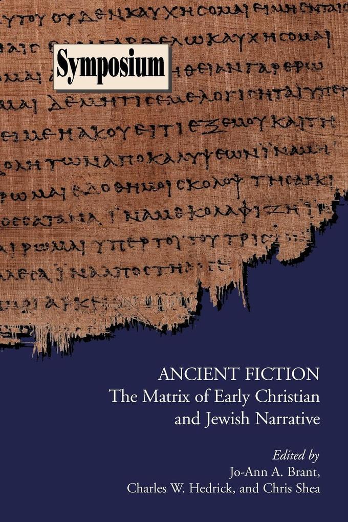 Ancient Fiction als Taschenbuch