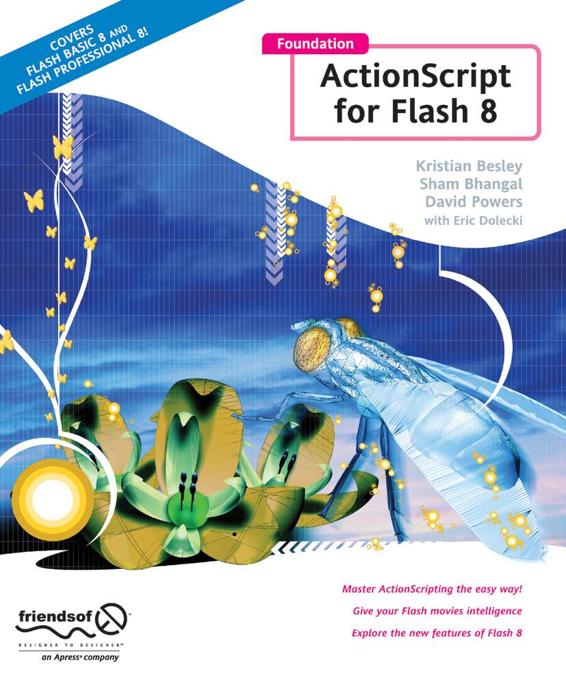 Foundation ActionScript for Flash 8 als Buch