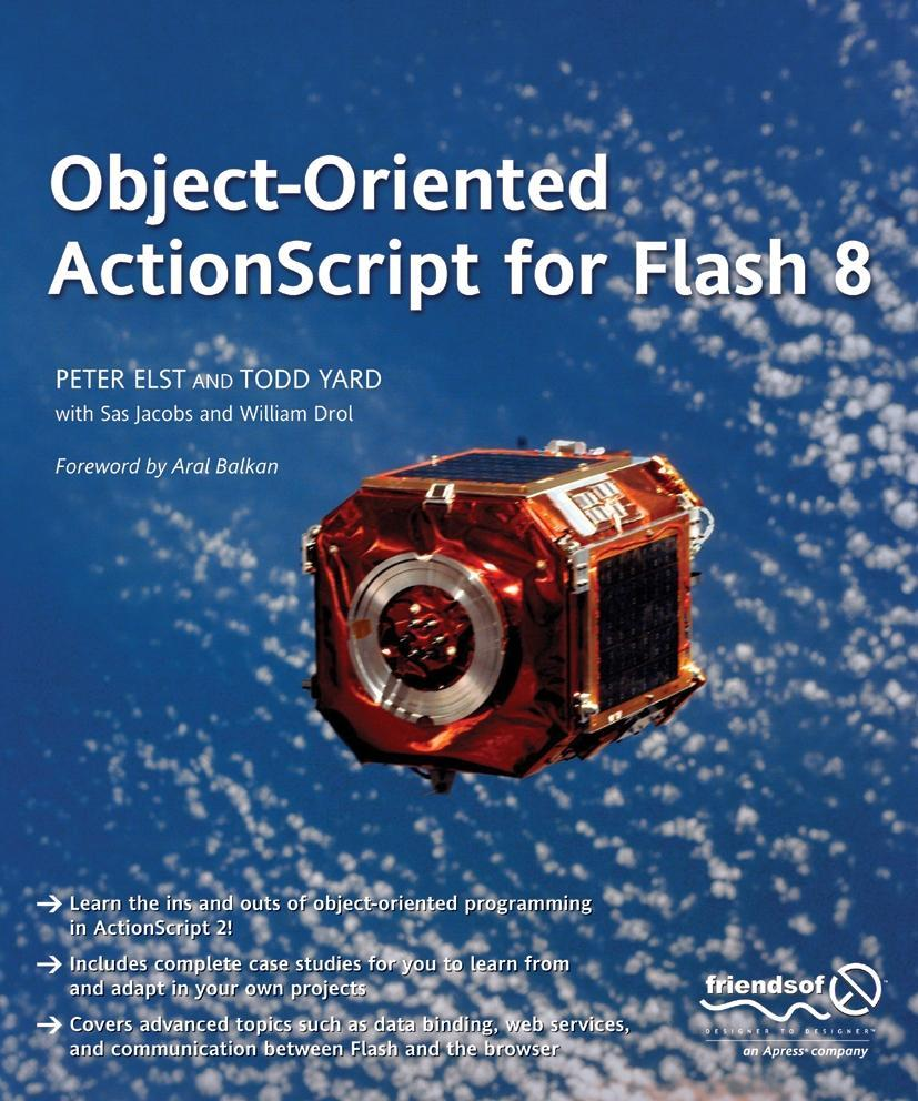 Object-Oriented ActionScript for Flash 8 als Buch