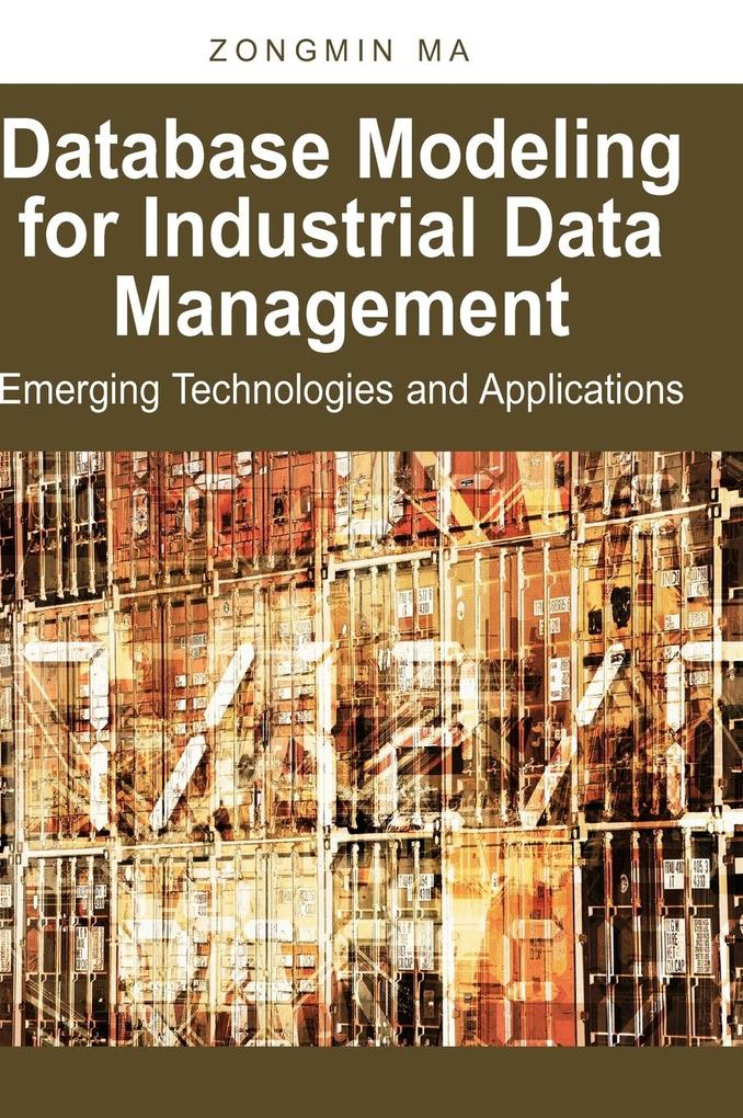 Database Modeling for Industrial Data Management als Buch