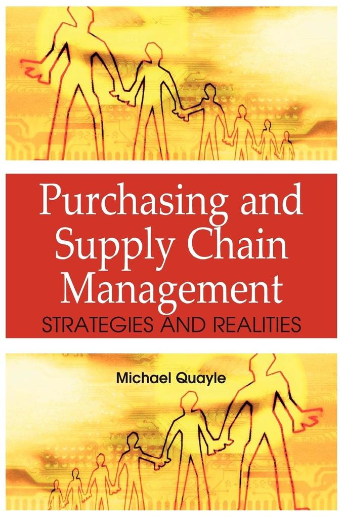Purchasing and Supply Chain Management als Buch