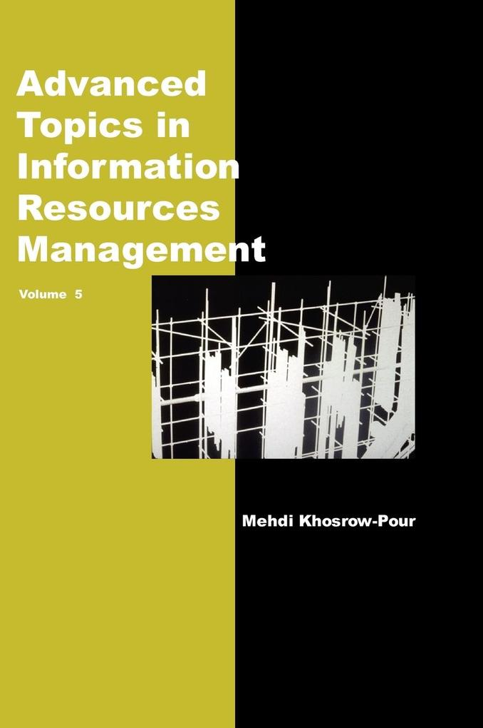 Advanced Topics in Information Resources Management als Buch