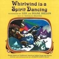 Whirlwind is a Spirit Dancing als Buch
