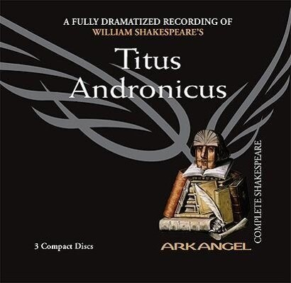 Titus Andronicus als Hörbuch